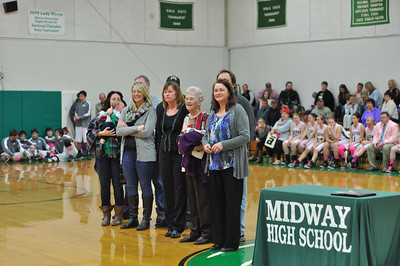 2015 Midway Hall of Fame Induction