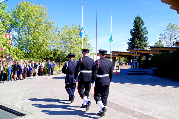 2017 LAKEWOOD 9-11 REMEMBRANCE CEREMONY