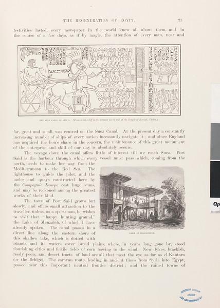 Egypt : descriptive, historical, and picturesque