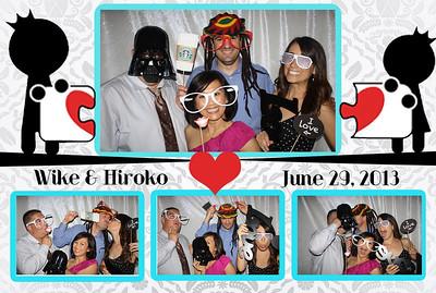 Wike & Hiroko