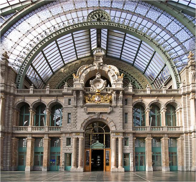 "Antwerp Station ""unsillied"""
