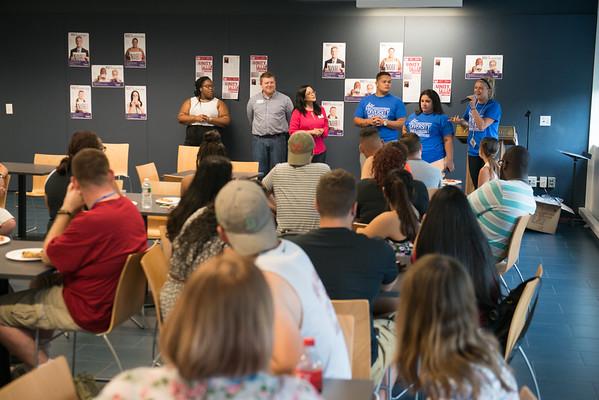 Diversity Reception- September 2015