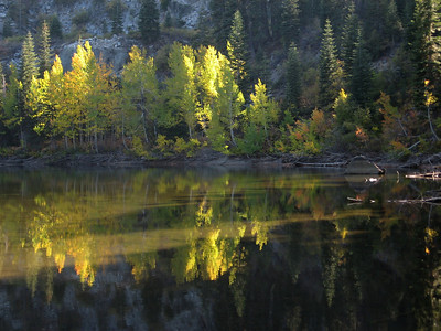 Thompson Lake - Fall Colors