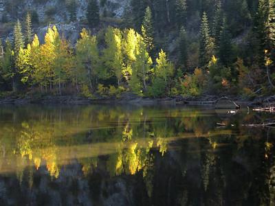 Thompson Lake - Fall Colors