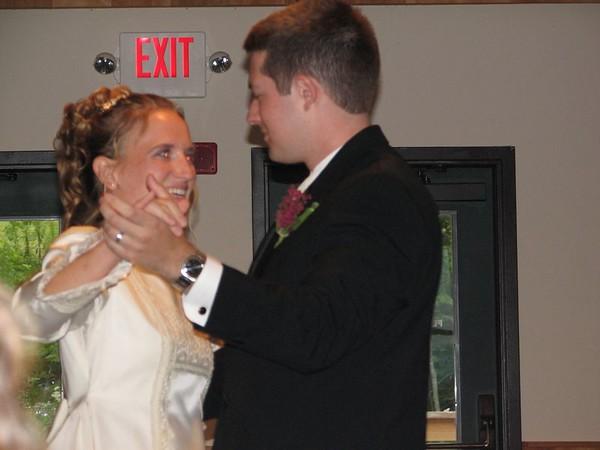 John & Heather Bird's Wedding 9/17/05