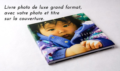 Session + Livre photo