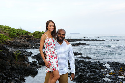 Maria & Anthony Maui December 2016