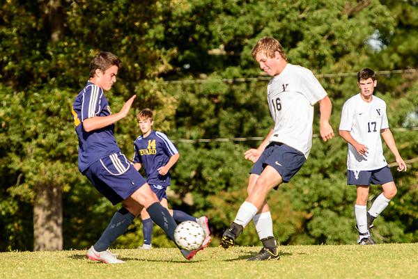 boys Soccer vs Stewart 9.24.15