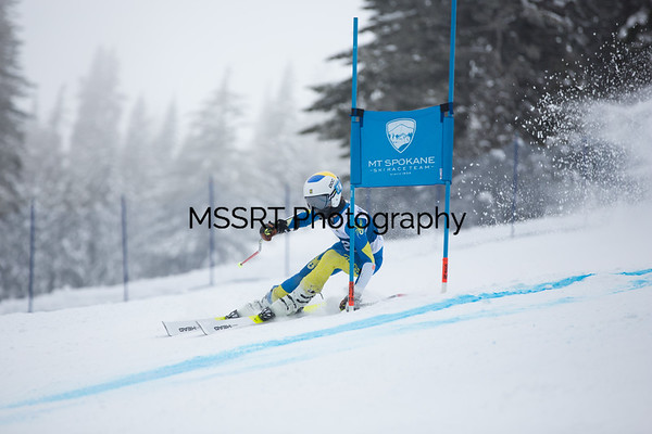 2021-02-28 U14Q @ Mt Spokane M GS