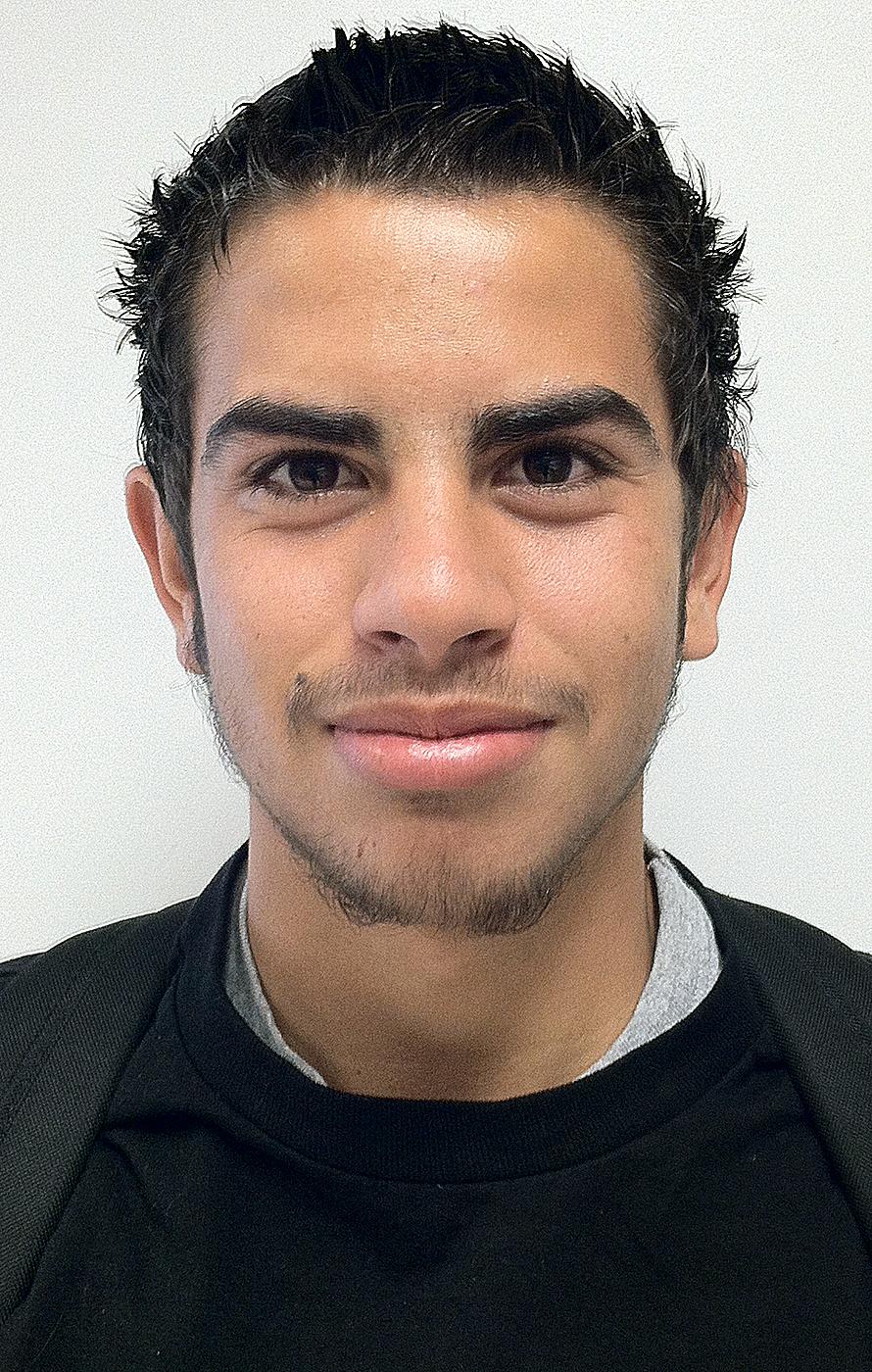 . Ricardo De Rueda of Carter High School has been named to The Sun\'s All-Valley Boys\' soccer team. Courtesy photo.