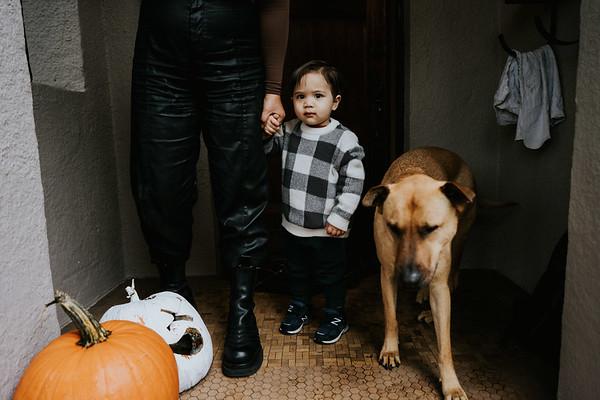Chevchek Family, November Sharing