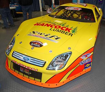 Race car Show @ Augusta Me 1-8-2011