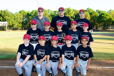 Countryside Little League 2010 Astros