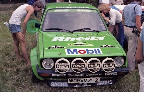 Vorderpfalz Rallye 1982