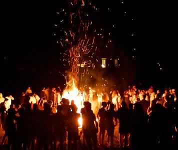 Bonfire - October