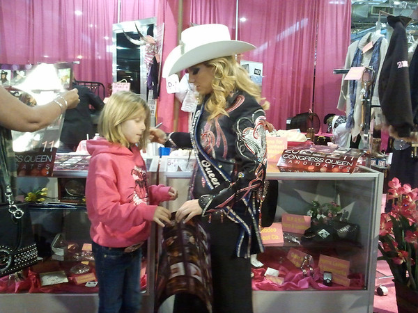 Quarter Horse Congress 2011