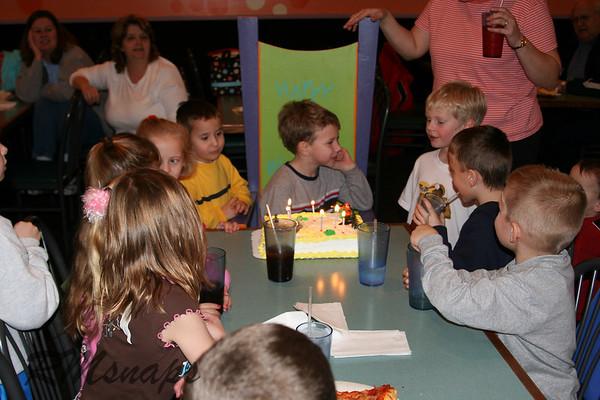 Ryan's 6th Birthday Party