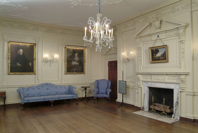 Powel House Room at Philadelphia Museum of Art *