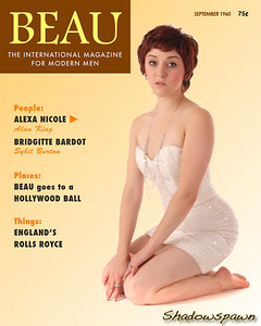 Pin Up Magazine Covers