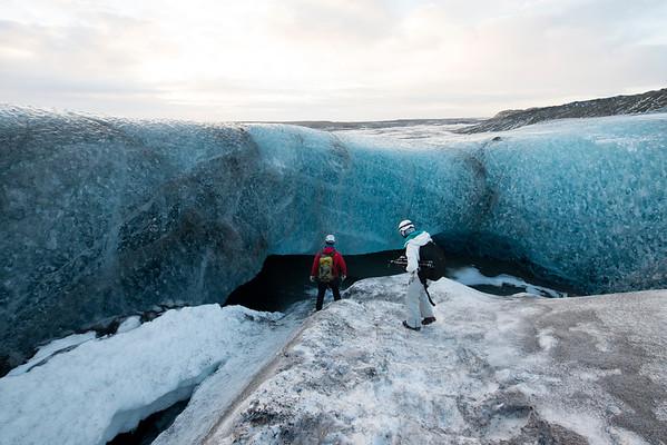 Iceland group photos