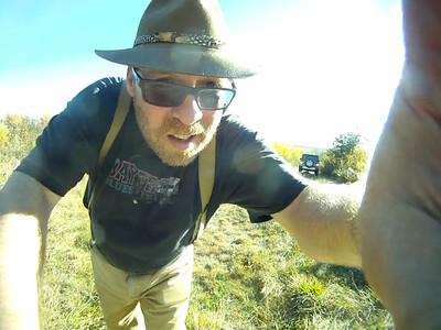 GoPro video in Ham Lake burn area