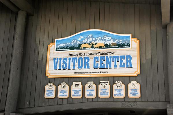 Grand Teton Wildlife - March 9, 2012