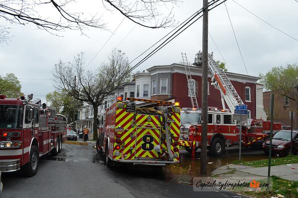 3/31/12 - Harrisburg City, PA - S. 16th Street
