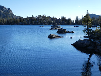Tahoe Backpacking 2016 - Desolation Wilderness