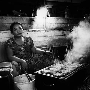 Vietnam (B&W Images)