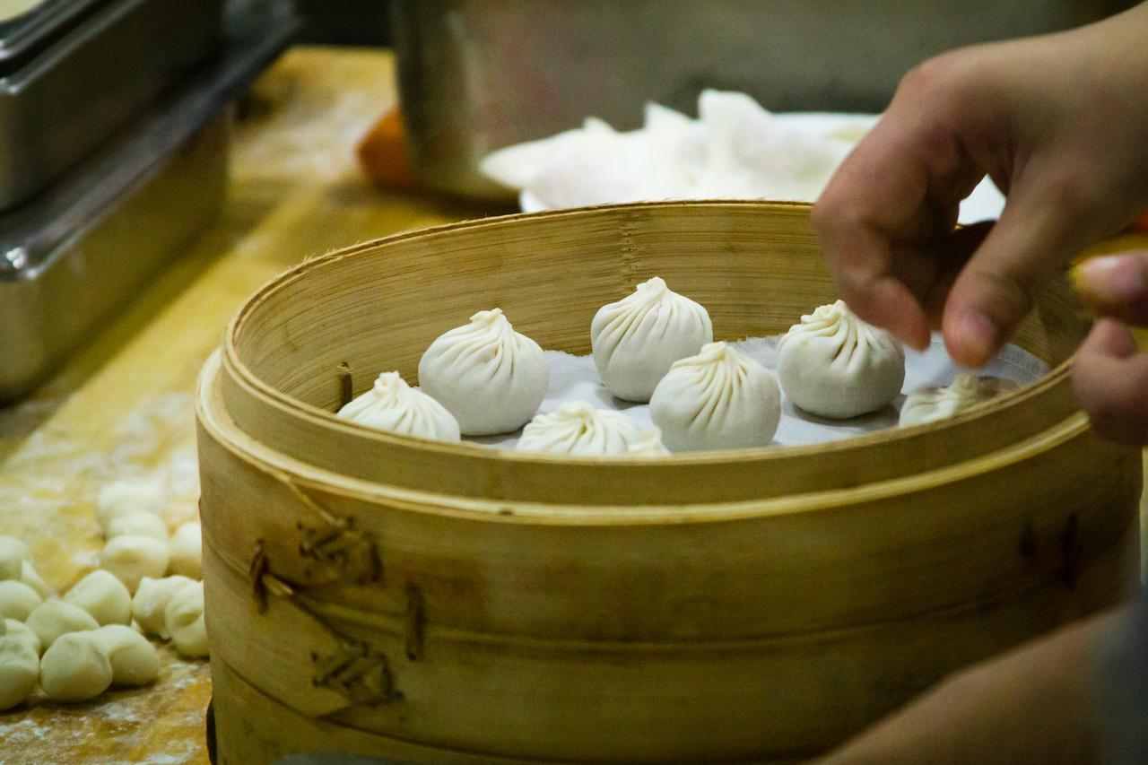 Xiaolongbao Shanghai Steamed Buns