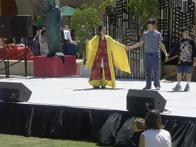 Multi-Cultural Fair, April 2005