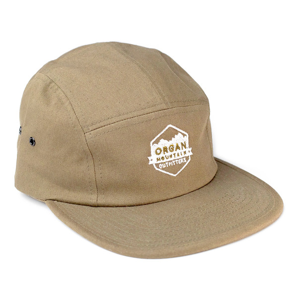 Outdoor Apparel - Organ Mountain Outfitters - Hat - Camper Cap Khaki.jpg