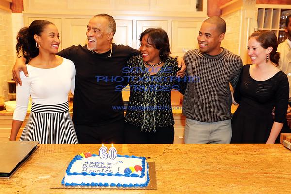 Maurice Arthur's 60th Birthday Celebration 12-20-15