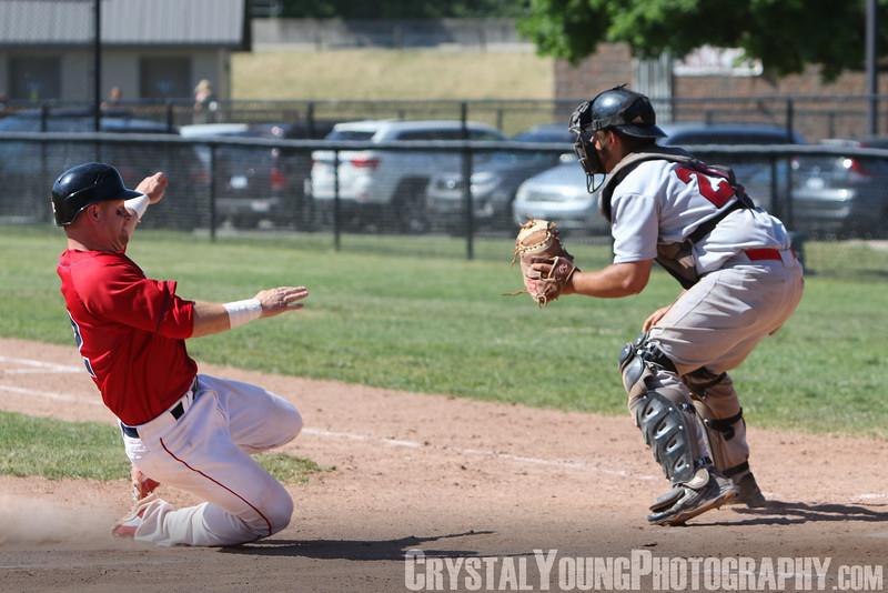 Hamilton Cardinals at Brantford Red Sox Family Fun Day June 11, 2016