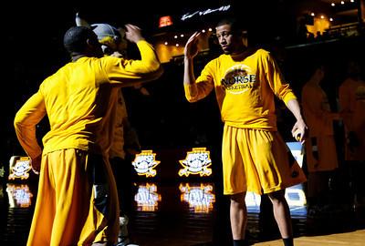 NKU Men's Basketball vs Stetson 2-27-2014