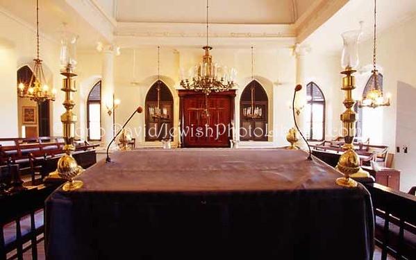 ST. THOMAS (US Virgin Islands), Charlotte Amalie. St. Thomas Synagogue & Museum (historically named, Beracha VeShalom VeGemilut Hassadim; or, Blessings, Peace, and Loving Deeds; originally built 1796; present building 1833). (2007)