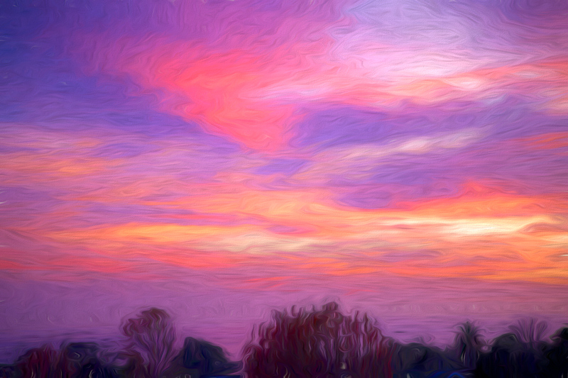 December 10 - Painterly late autumn sunset.jpg