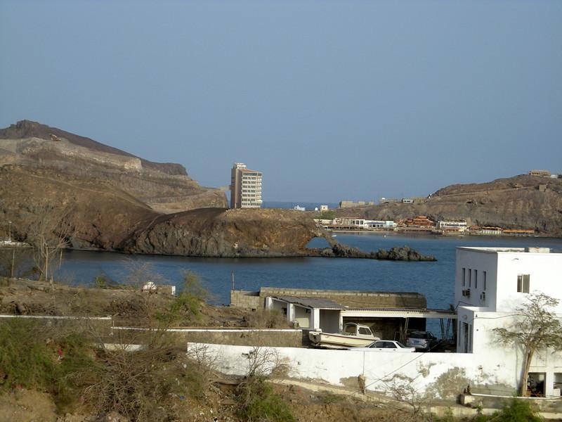 Elephant rock in Aden