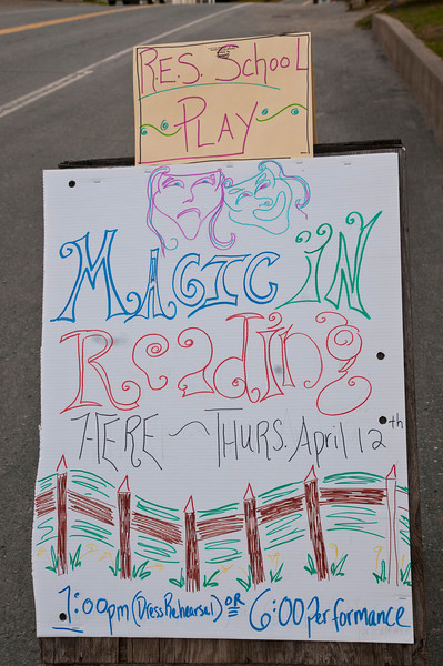 Magic in Reading, performance
