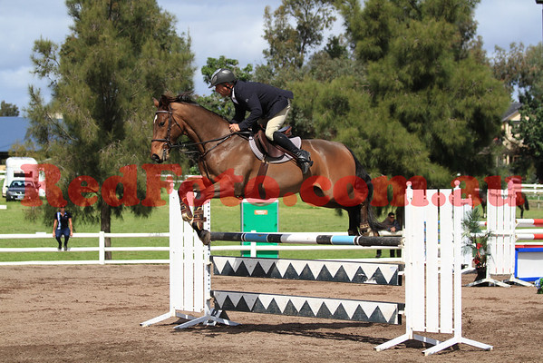 2012 09 01 Swan River ShowJumping Champs 1-15m Open