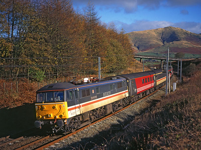 WCML Oxenholme to Carlisle