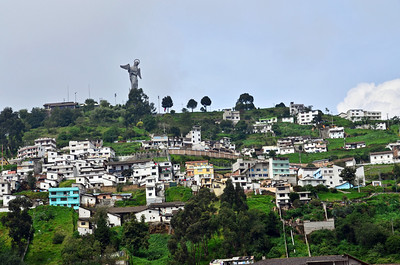 Ecuador Land Tour April 2014