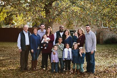Leatherwood Family