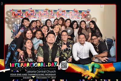 191207 | Jakarta Central Church International Day