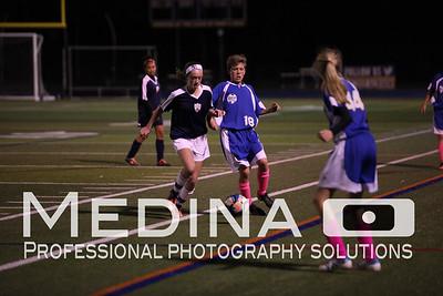 Varsity Soccer Playoff vs St Eleanor