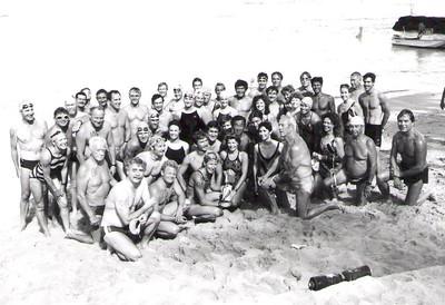 9th Annual OCC Invitational Swim 5-30-1987