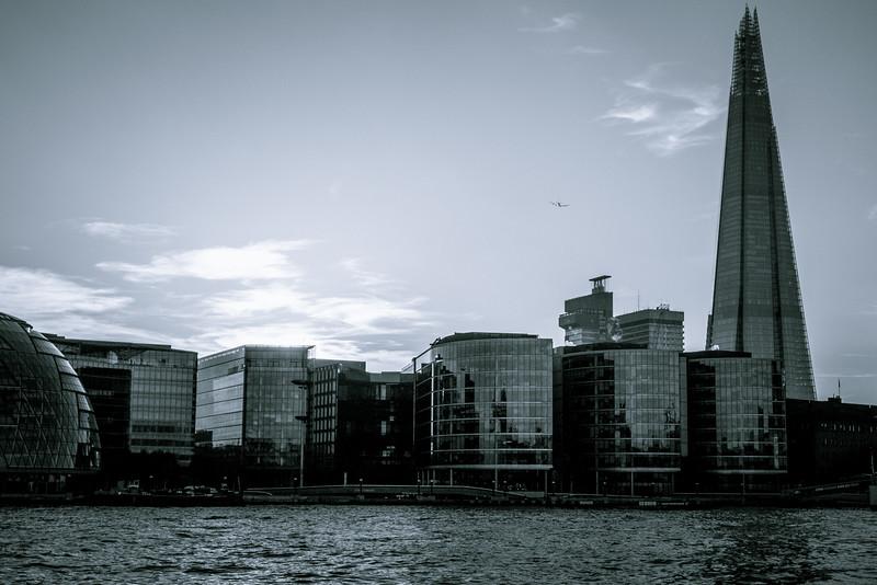 London City Hall, and the Shard