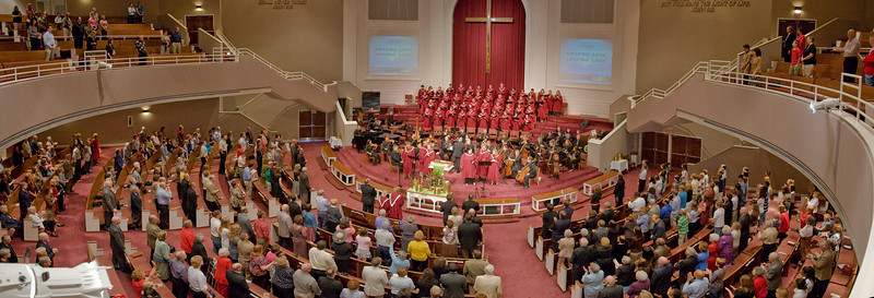 First Church of the Nazarene 100th (Sunday)