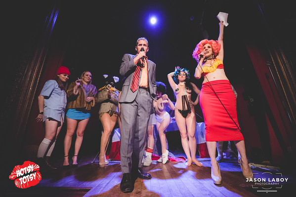 Wes Anderson: A Hotsy Totsy Burlesque Tribute