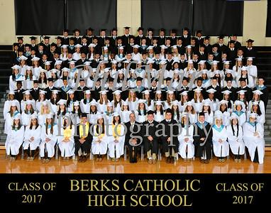Berks Catholic Class of 2017